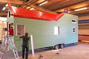 Rolling Tiny House